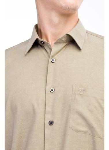 Kiğılı Gömlek Vizon